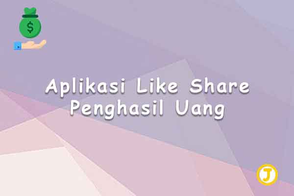 aplikasi like share penghasil uang
