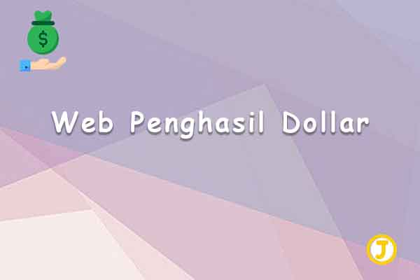 web penghasil dollar