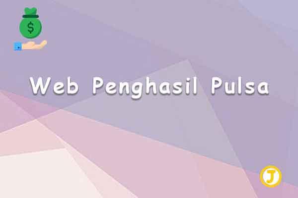 web penghasil pulsa