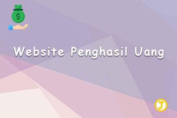 website penghasil uang